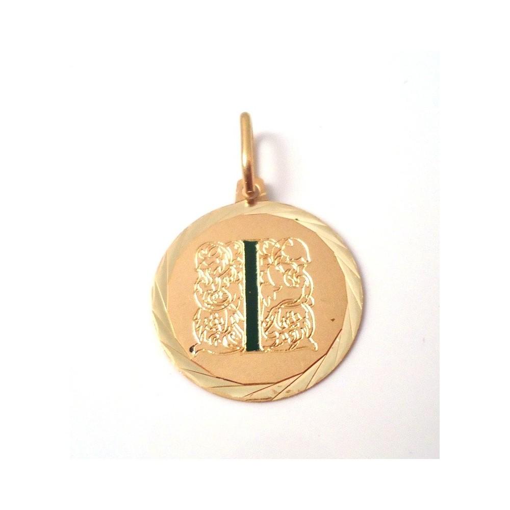 Collier en or avec lettre choisissez votre initiale for Choose your own home