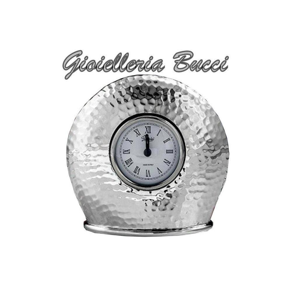 Orologio sveglia da tavolo in argento le600979e - Orologi d epoca da tavolo ...