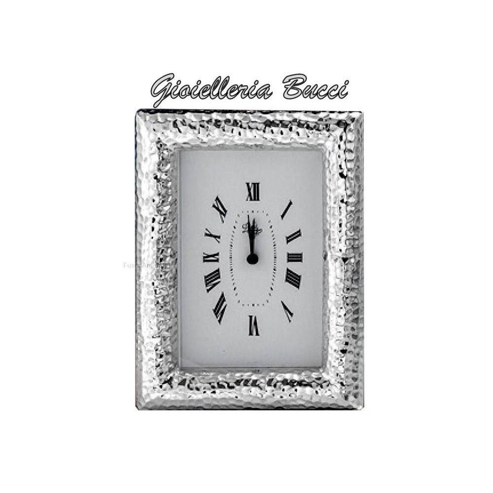 Orologio sveglia da tavolo in argento le600913e - Orologi d epoca da tavolo ...