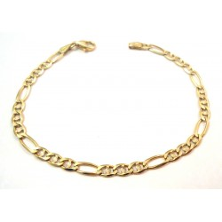 BRACELET CHAIN MEN'S YELLOW GOLD 18 KT