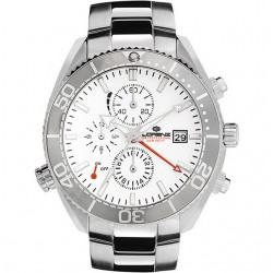WATCH, LORENZ MEN'S AUTOMATIC IN STEEL 030047BB ARROW